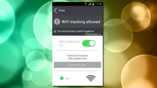 AVG PrivacyFix Now Stops Retailers from Tracking You with Your Phone