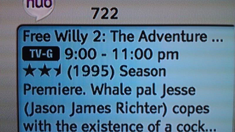 Free Willy 2 Features An Unexpected Co-Star: The Week In Unintentional Dong Submissions