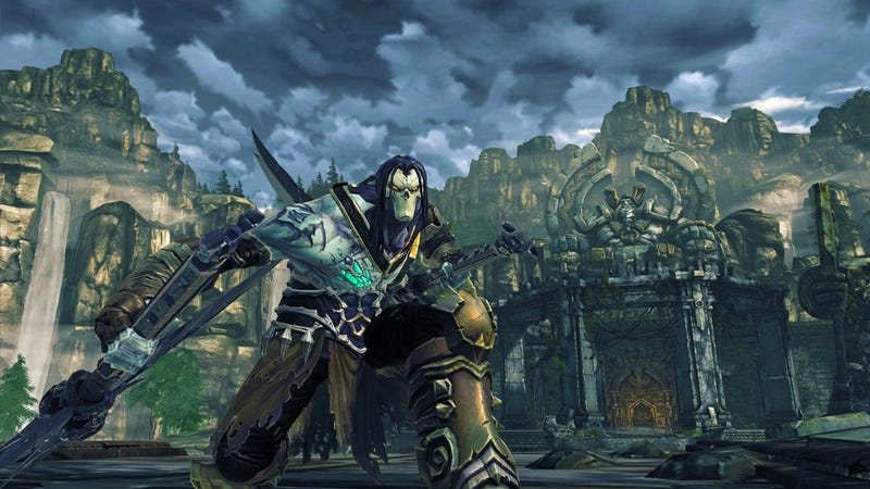 Darksiders II Lets You Customize Your Own Death