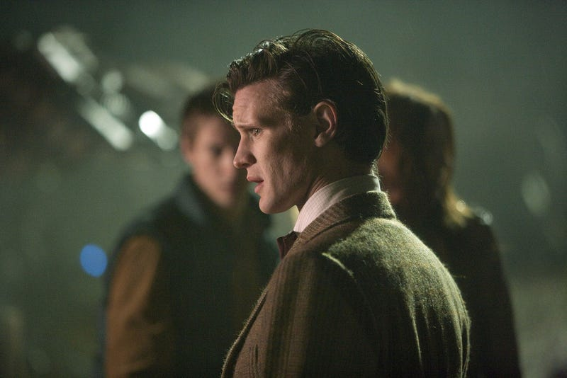 """Doctor Who """"The Doctor's Wife"""" photos"""
