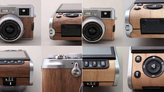 Wooden Skin Makes This the Most Beautiful Camera I've Ever Seen