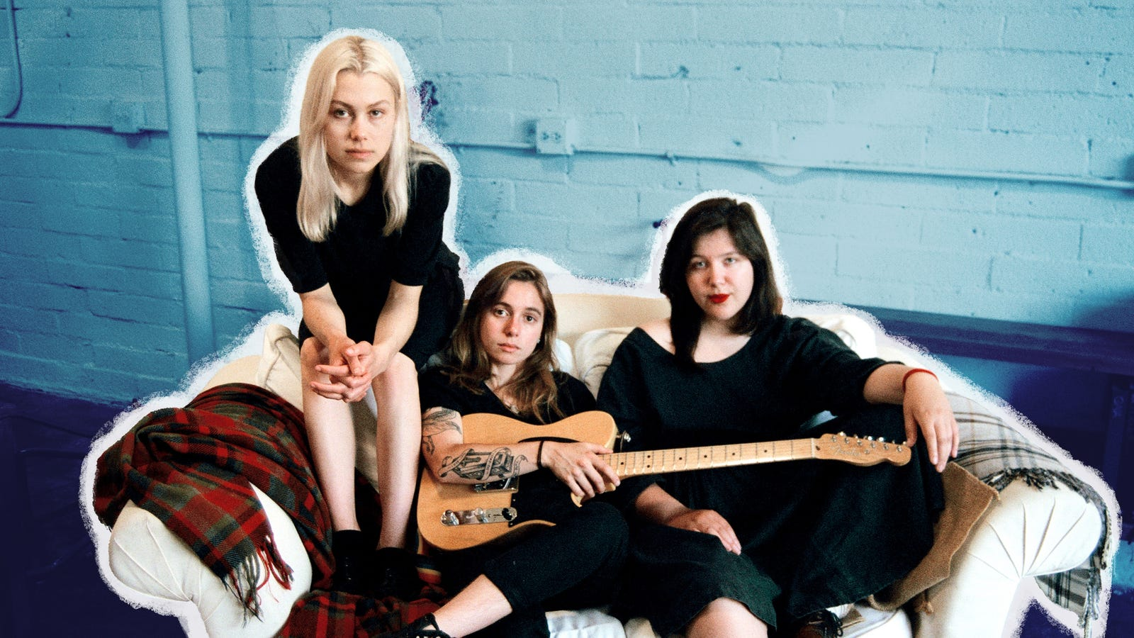 Julien Baker, Phoebe Bridgers, Lucy Dacus, and the story of indie rock's best new supergroup