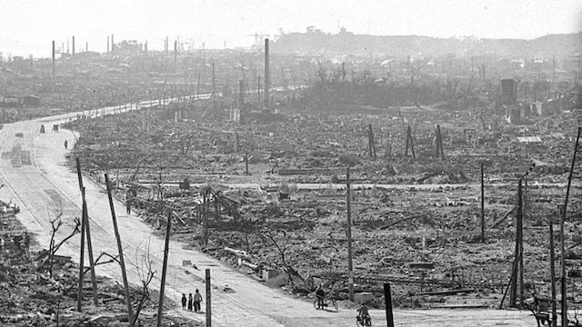 The 360-Degree Panorama of What Hiroshima Looked Like After the Atomic Bomb