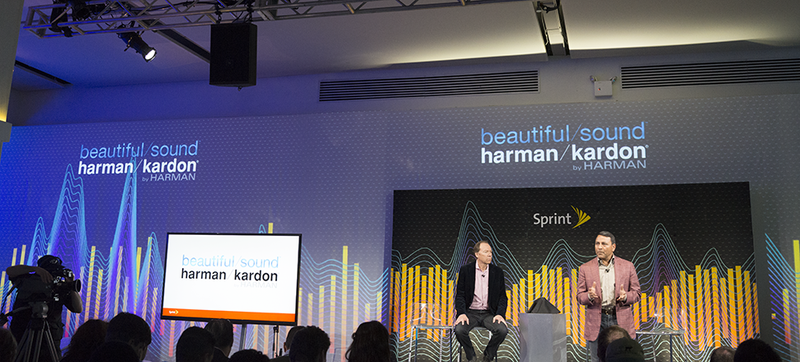 Sprint and Harman's HTC One M8: The Smartphone Made For Music Lovers