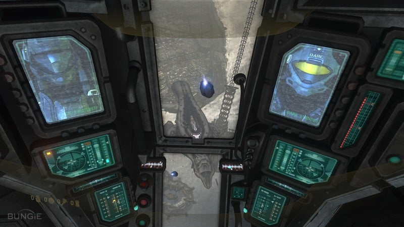 Halo 3: ODST Campaign Impressions: The Tension Bungie Built