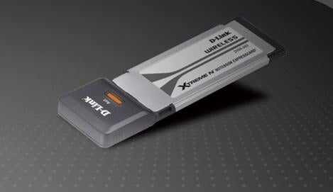 D-Link Brings 802.11n Speeds to Your ExpressCard Slot