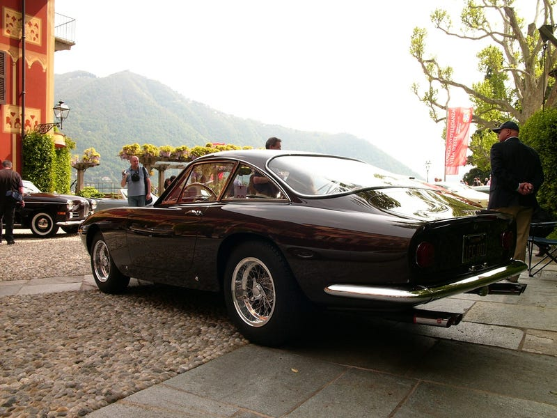 Steve McQueen's $2.3M Ferrari 250 GT Lusso: What Can Brown Do For You?