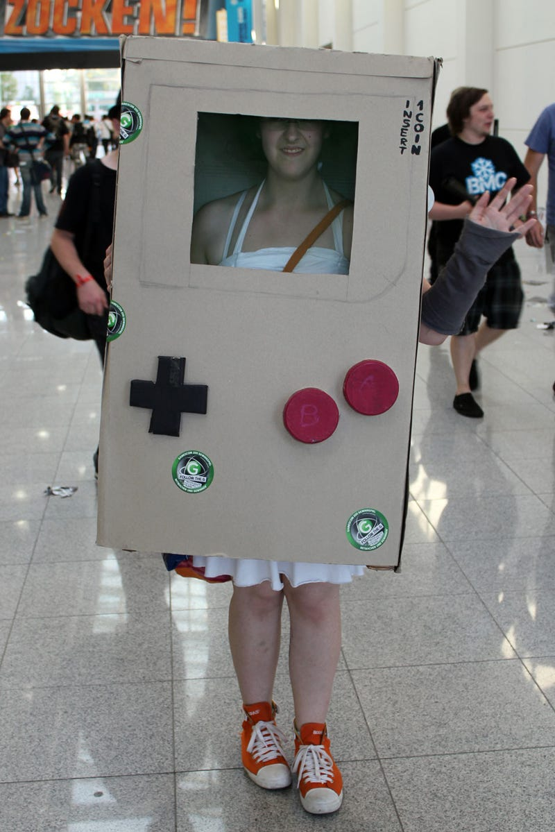 The Sweet, Superb and Scary Cosplay of Gamescom 2011