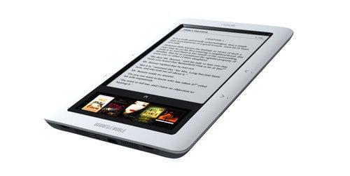 Barnes and Nobel Nook eBook Reader