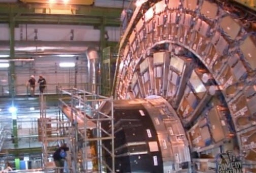 The Daily Show Investigates How the Large Hadron Collider Is Going to Kill Us All