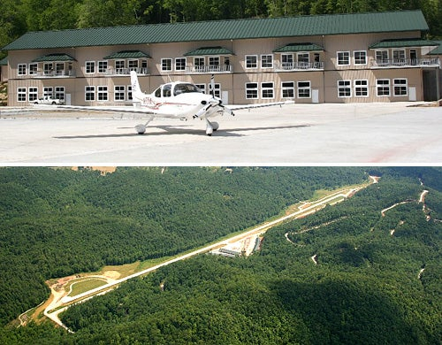 Heaven's Landing: The Neighborhood With Its Own Air Strip