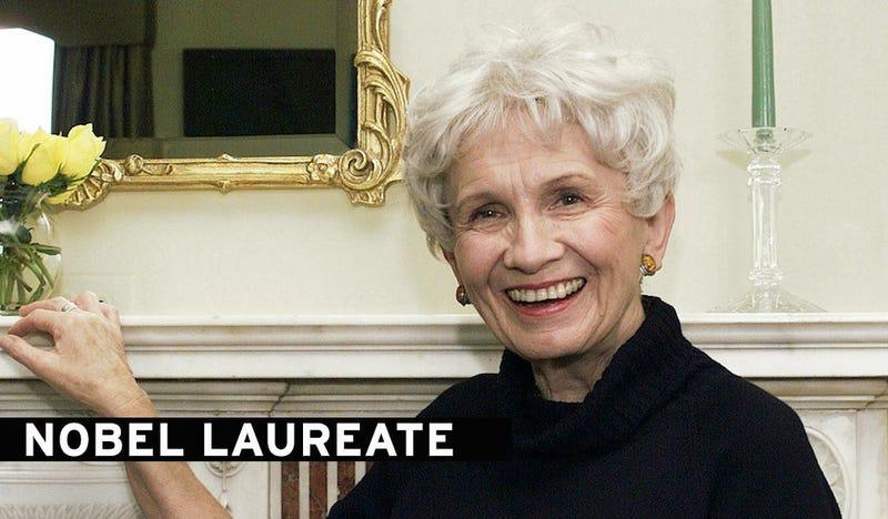 Alice Munro Wins the 2013 Nobel Prize for Literature