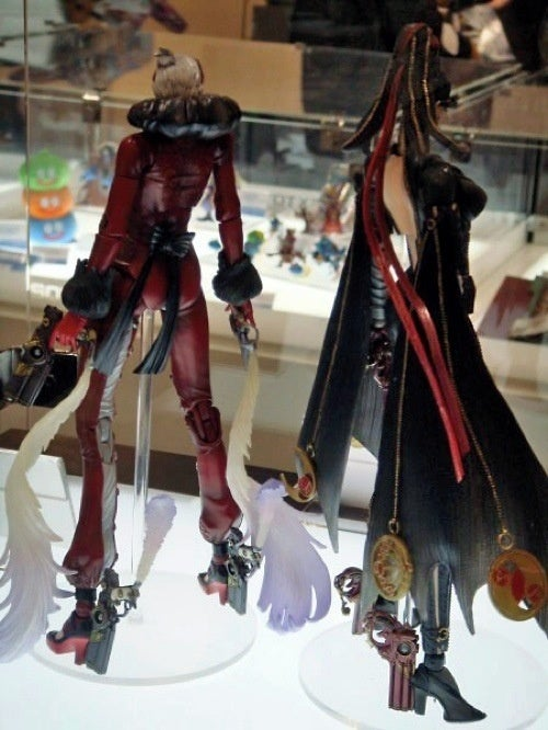 A Bayonetta You Can Touch And Pose