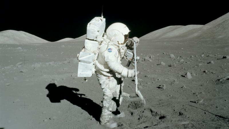 The Man, the Moon, and the Lawsuit