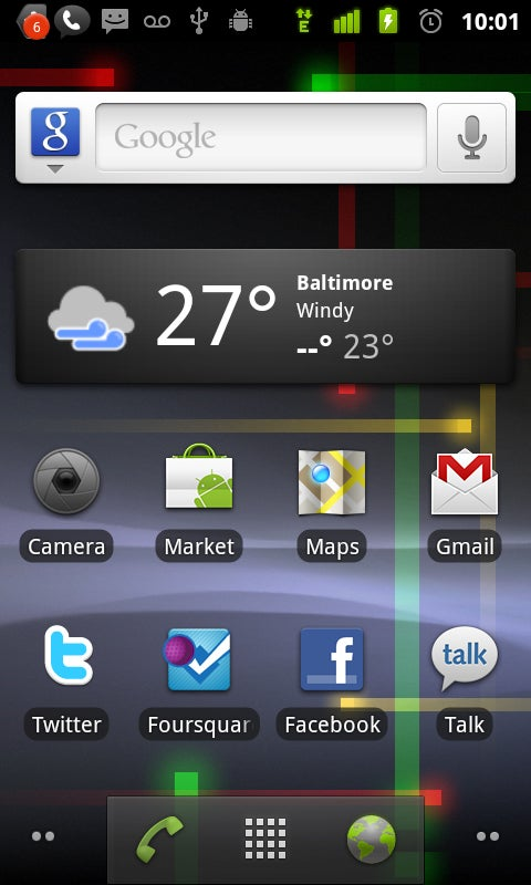 android 2.3 gallery