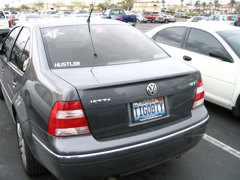 50 Vanity Plates That Slipped By The DMV
