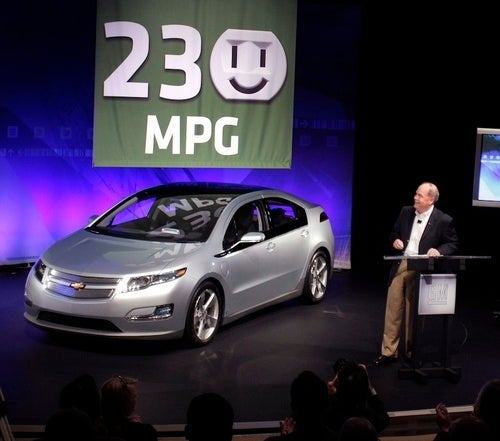 POLL: What The Hybrid Is The Chevy Volt?