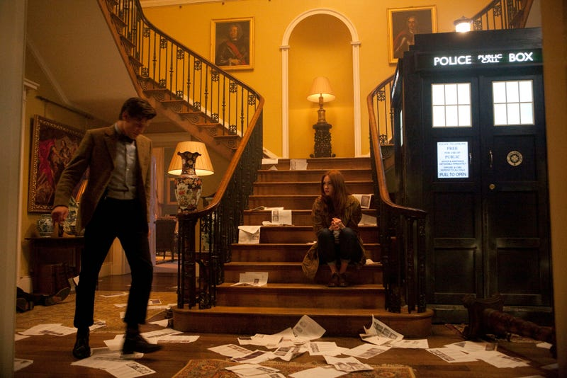 """At last, Doctor Who reveals what it means that """"We're all stories in the end"""""""