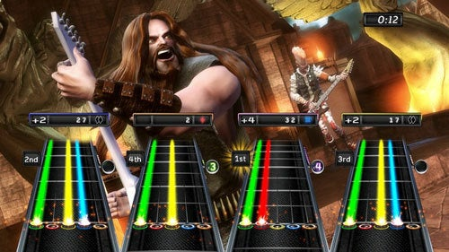 Critic: Rock Band, Guitar Hero Glorify Parents' Overrated Rock