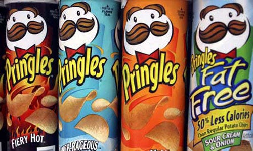 Commenter Of The Day: Pringles Edition