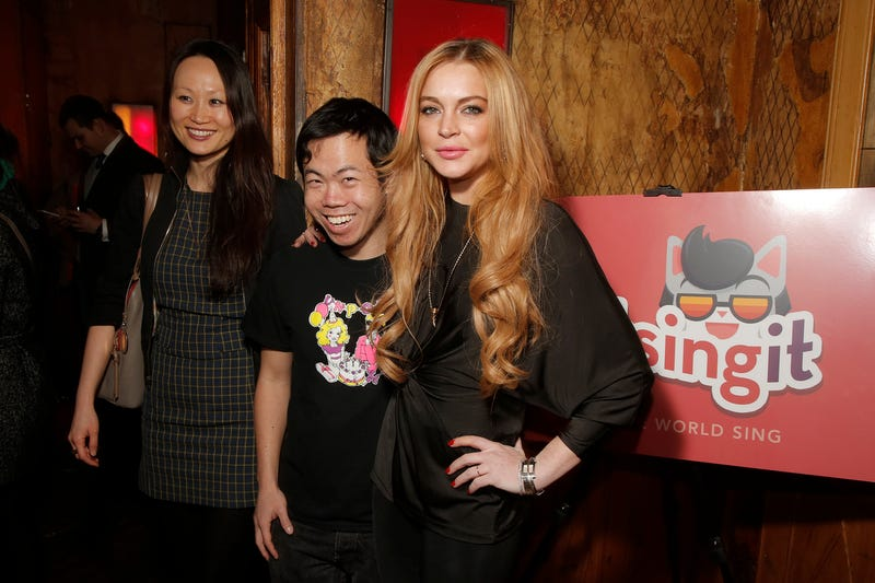 This Is Not The Lindsay Lohan Startup Party You're Looking For
