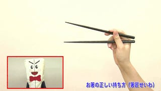 Do You Use Chopsticks Correctly? Are You S