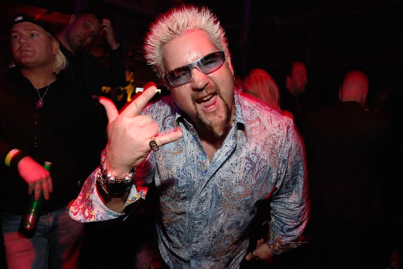 Guy Fieri's Most Disgusting Food is Not Even at His Times Square Restaurant