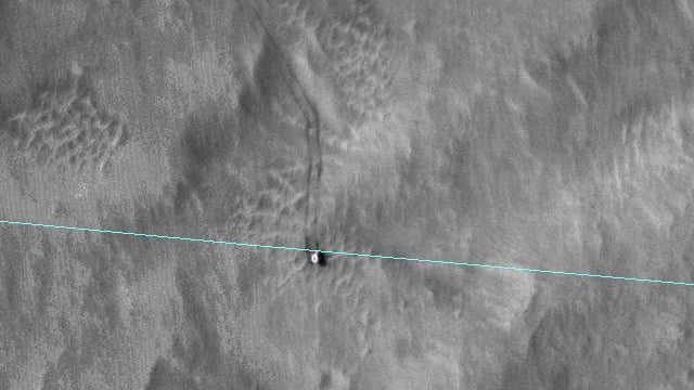 The Curiosity Rover Has Now Ventured Beyond NASA's 'Safety Zone'