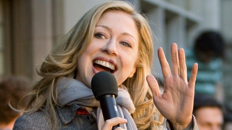 Chelsea Clinton's Journalism Career Won't Be Helped by Her 'Opening Up'