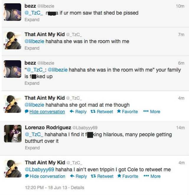 Teen Threatens to Kill His Little Sister If J. Cole Doesn't Retweet Him