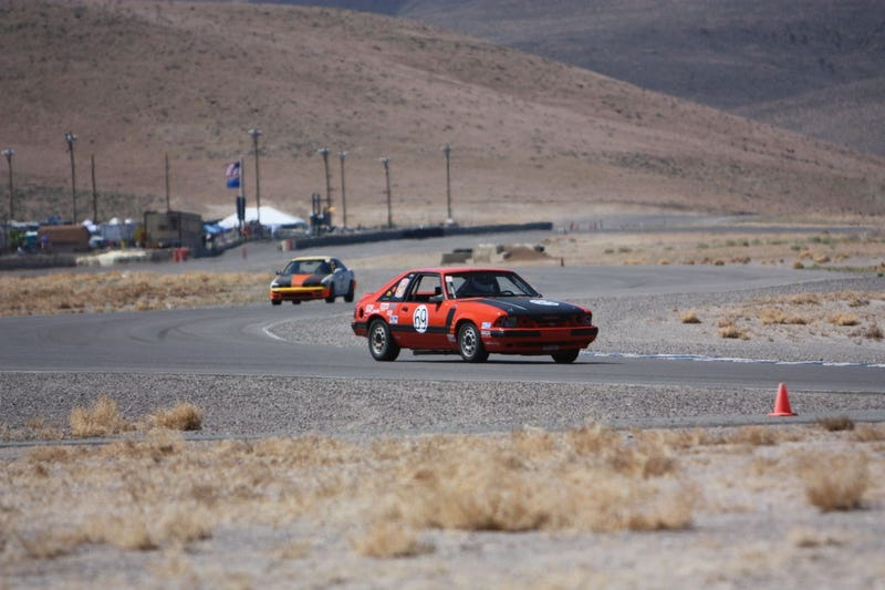 The 24 Hours Of LeMons Reno Über Gallery
