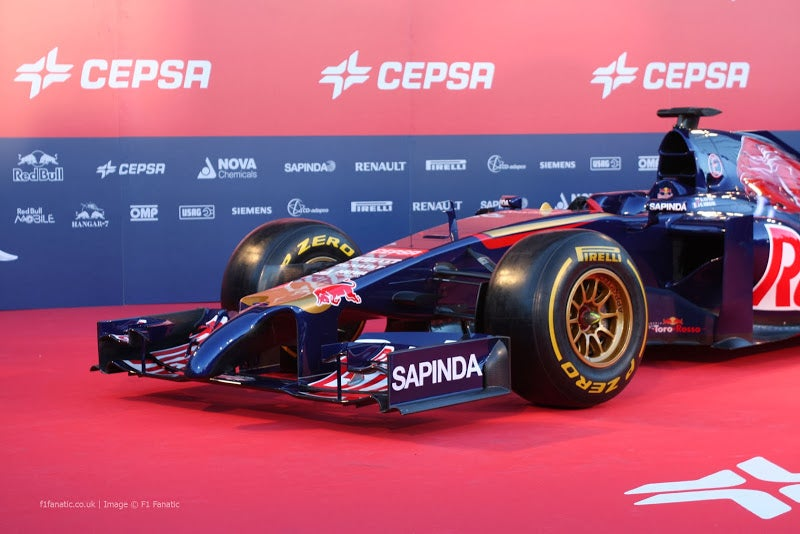 Take A Look At STR9's Massive... Nose?