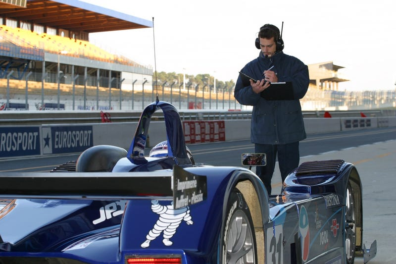Ex-F1 Tech-Guy Will Put Your LMP1 Car on The Grid of Le Mans 24