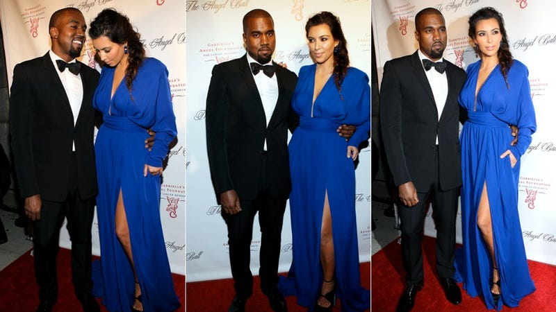 Kimye Went Out Last Night Looking Pretty Damn Glam
