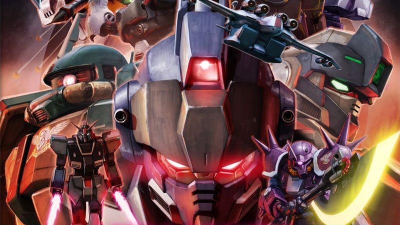 Your Guide to Gundam's Video Game Side Stories