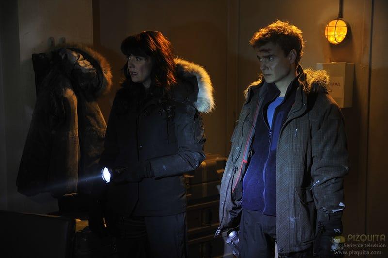 "Sanctuary Episode 7 ""Icebreaker"" promo pics"