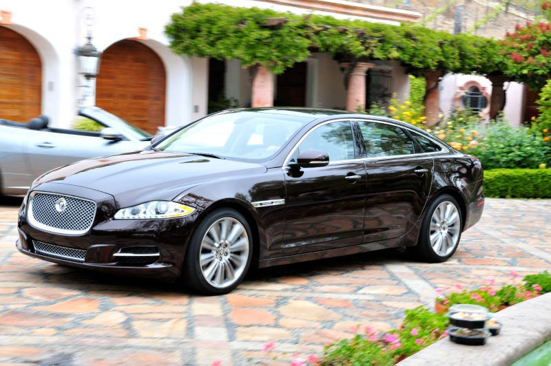 2011 Jaguar XJ: First Drive