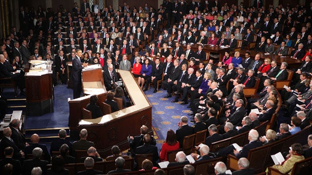 Members of Congress Will Go on Awkward Dates with Each Other at the State of the Union