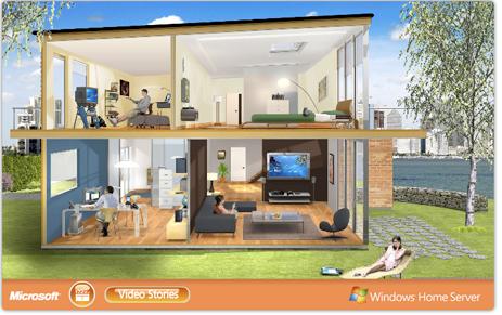 Windows Home Server Interactive Demo