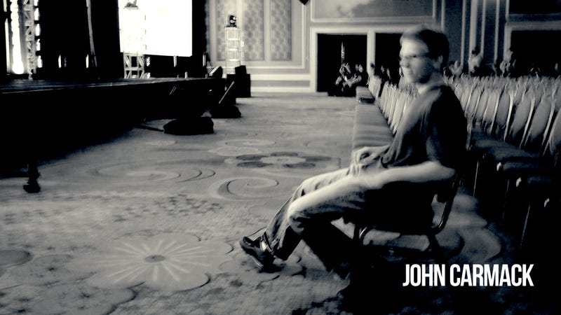John Carmack Explains How to Make Rage Look Terrible