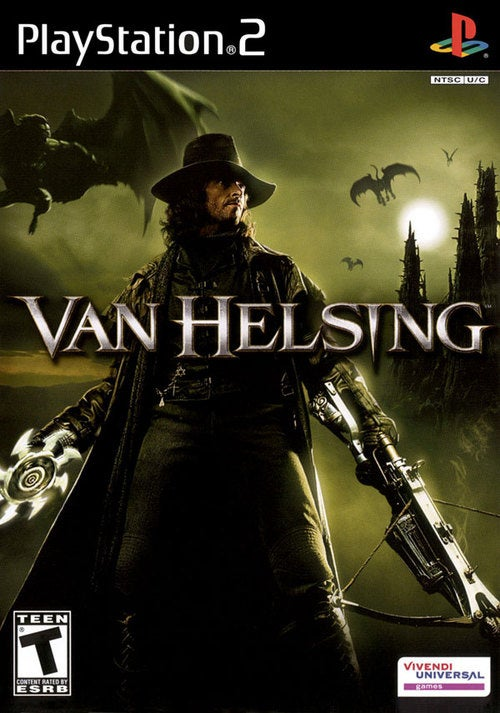 Someone Is Making A Van Helsing MMO