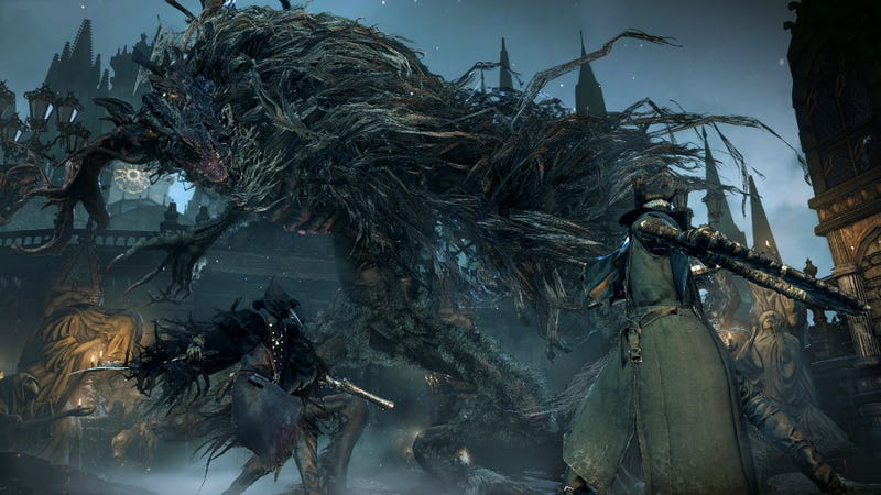 An Argument For Calling Bloodborne A Modern Classic