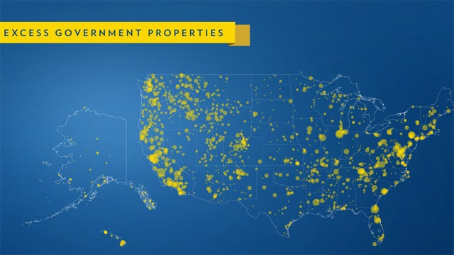 Now's Your Chance to Buy Thousands of Unwanted Federal Properties