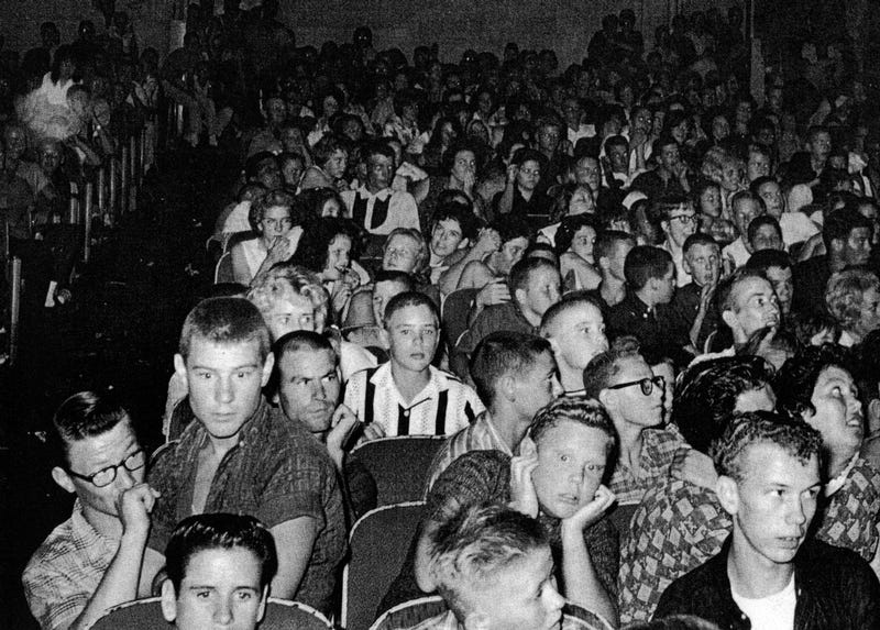 Before TV, Kids Would Flock to Midnight Ghost Shows