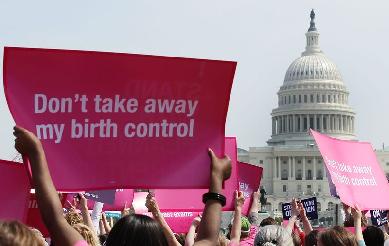 """Potential Budget Shutdown Is """"About Abortion""""—Except It's Not"""