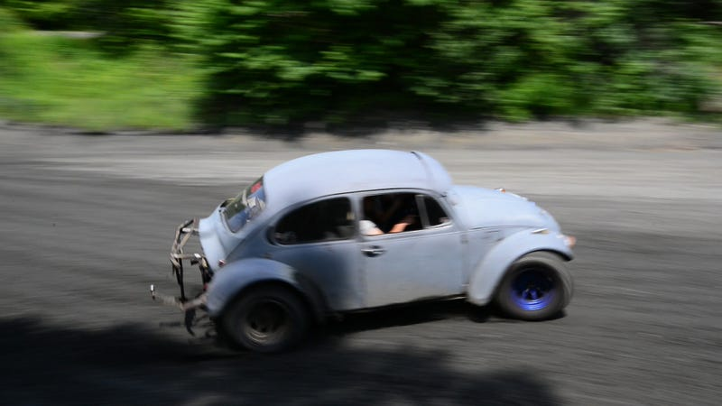 Learning Fast And Loose At Rally School In My Baja Bug
