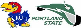 NCAA Pants Party: Kansas Vs. Portland State