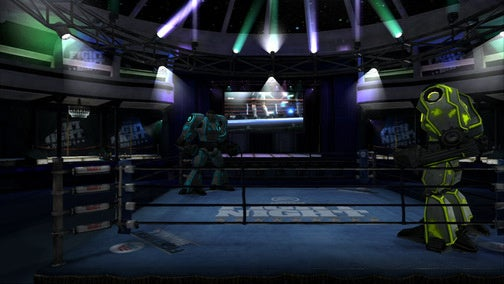 EA Mixes It Up With Club Fight Night
