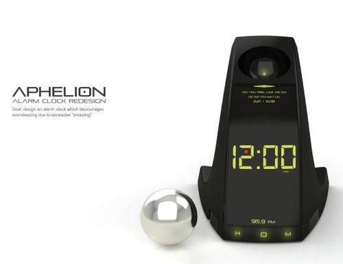 Ball Clock Gallery