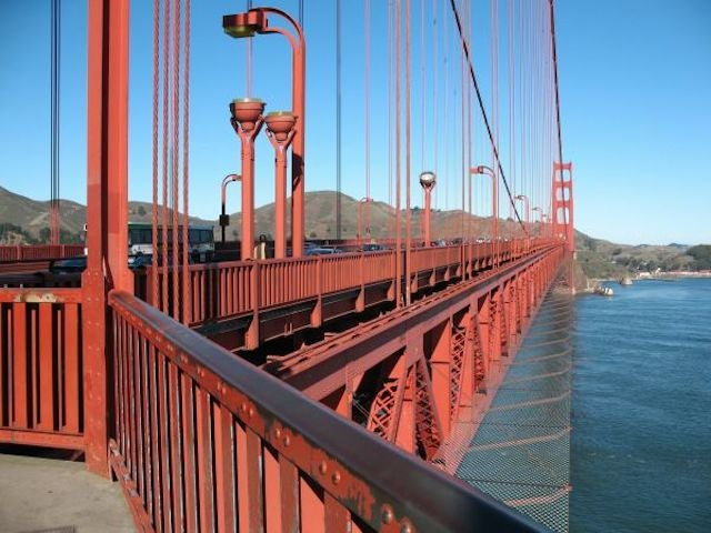 The Plan to Keep People From Jumping Off the Golden Gate Bridge